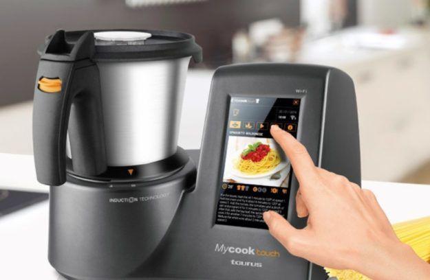 cuales son los mejores robots de cocina