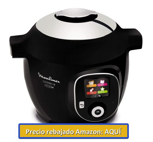 precio moulinex connect cookeo