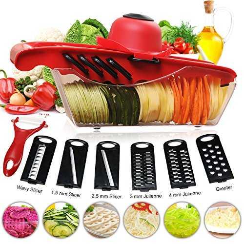 comprar cortador de verduras severin