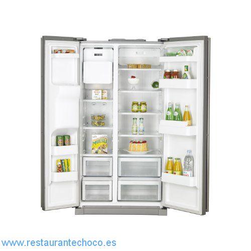 comprar frigoríficos online americano sin toma de agua