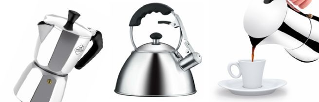 electrodomesticos de cafe y te