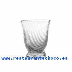 comprar vasos baratos de cristal con tapa y pajita