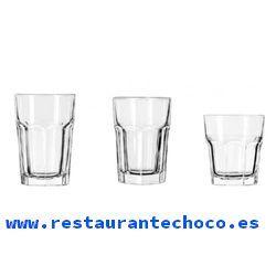 comprar vasos baratos de vidrio